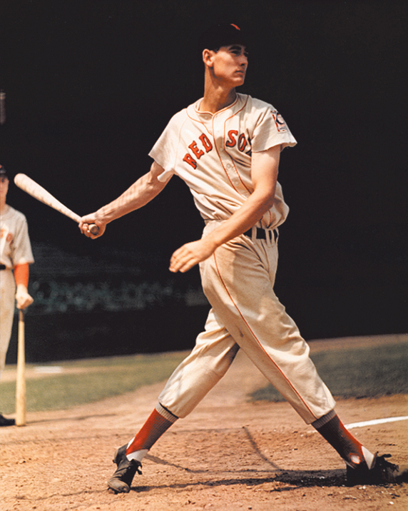 Ted Williams, 1939