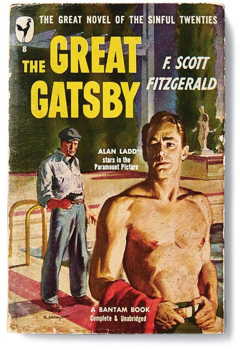 Gatsby movie tie-in